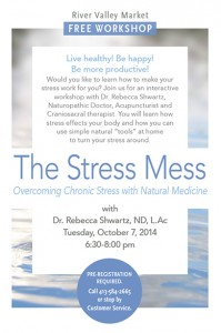 Stress Mess Table Talker